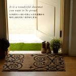 玄関マットで人気は?おしゃれでおすすめの玄関マットを紹介!