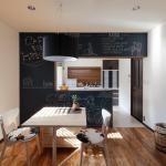 カフェ風のリビングのレイアウト画像!照明やテーブルなどインテリアを紹介!